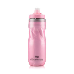 Insulated Water Bottle | 20 oz | Pink
