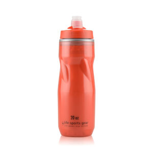 Insulated Water Bottle | 20 oz | Red