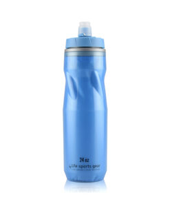 Insulated Water Bottle | 24 oz | Blue
