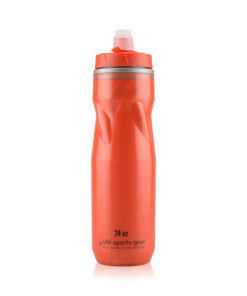 Insulated Water Bottle | 24 oz | Red